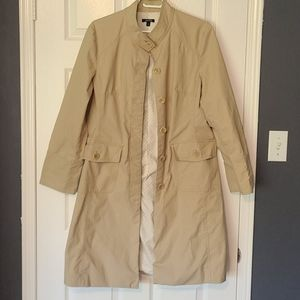 Jacob, beige colored, spring/fall coat